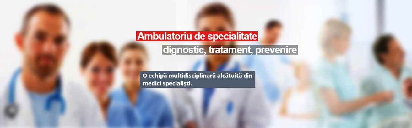 Ambulatoriu de Specialitate